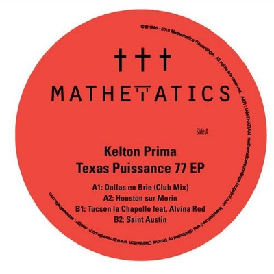 Texas Puissance 77 EP